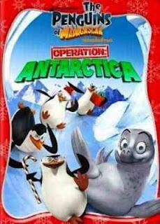 Los Pinguinos de Madagascar Operacion Antartida (2012)