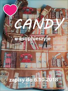 """candy w """" ESOPHIESZYJE"""""""