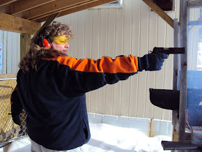 The Canadian Annie Oakley!