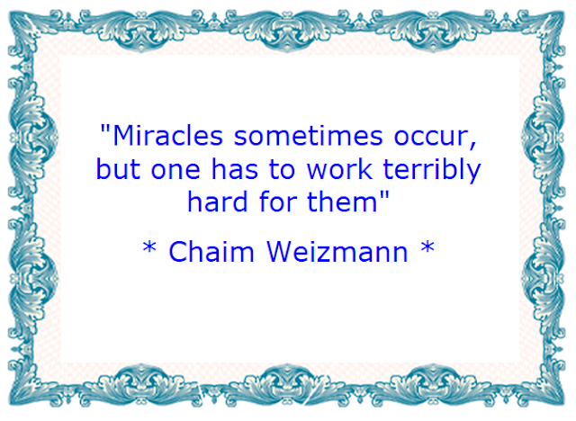 Motivational Quotes: Miracles - kshitij yelkar