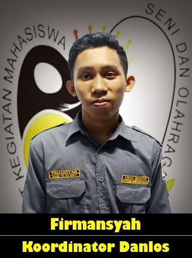 Koordinator Divisi Dana dan Logistik