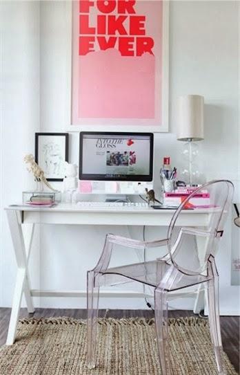 foto oficina rosa