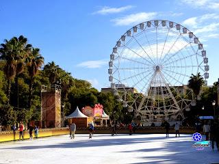 Sevilla - Navidad sobre hielo - 2013
