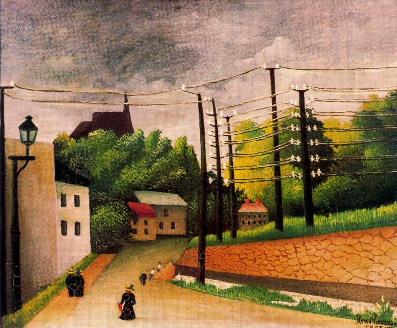 the life and works of henri rousseau Despite creating some of the most memorable and popular paintings of the modern era, henri rousseau faced a lot of scorn in his years as a painter it is a sad fact indeed as rousseau's work was ingenious, and he was an intense visionary.