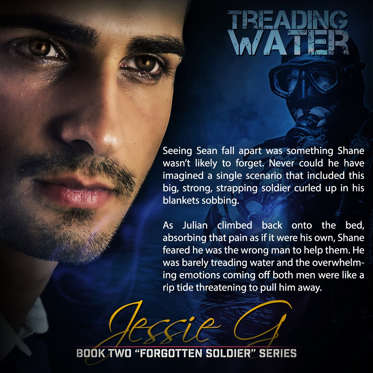 Release Blitz Treading Water