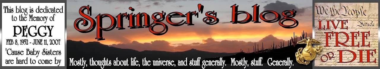 springer's blog