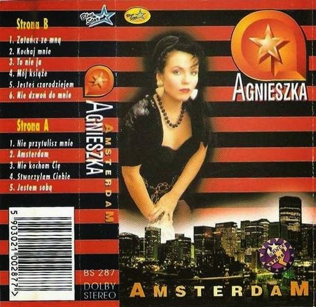 Agnieszka - Amsterdam (1996)
