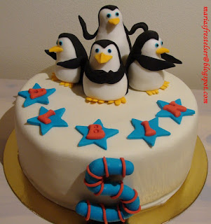 Pingvintårta