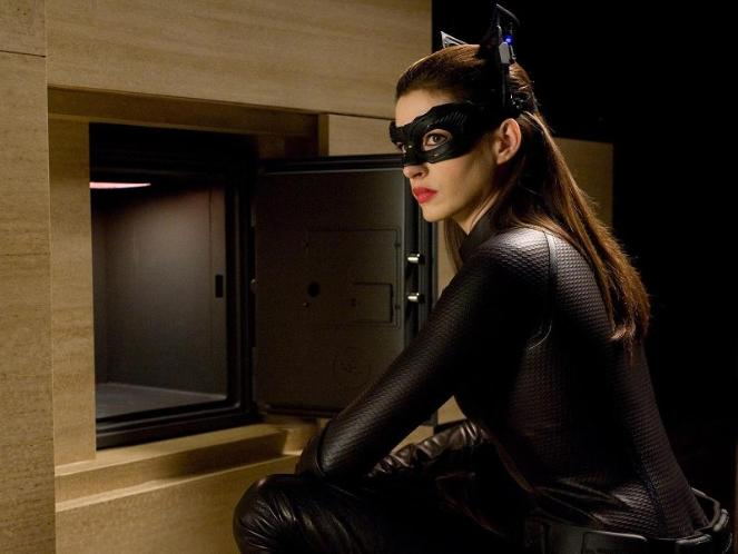 Michelle Jenneke Blog Anne Hathaway The Sexy Catwoman