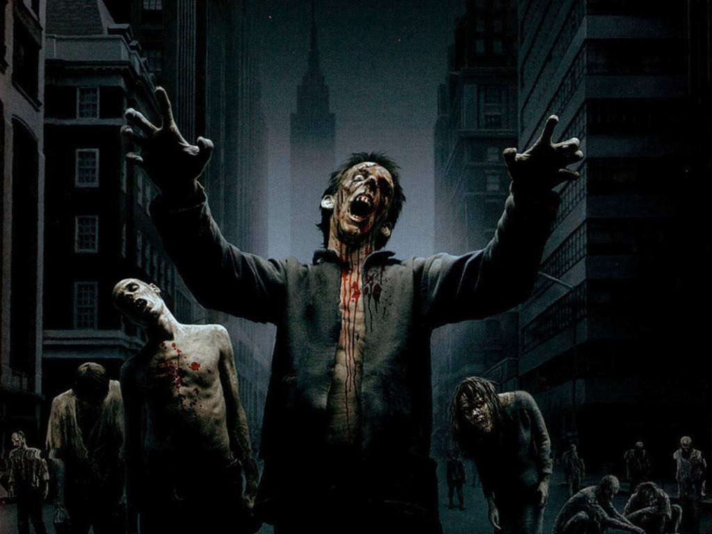 zombies horror wallpapers top web pics