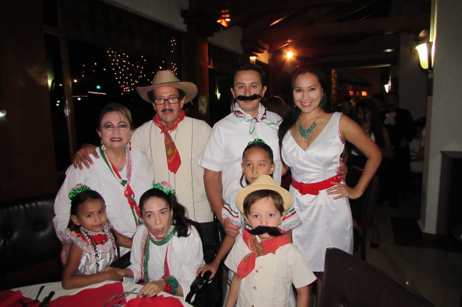 Noche Mexicana 2014