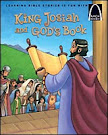 King Josiah and God's Book by Kristin R, Nelson
