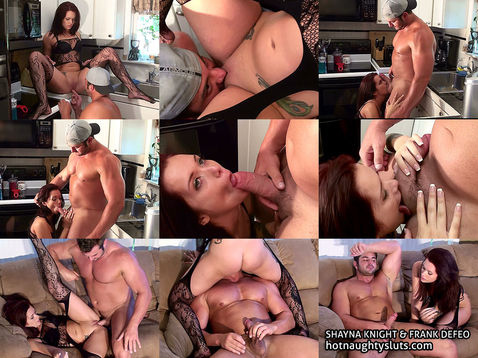 Home maid sextacy frank defeo and shayna nite