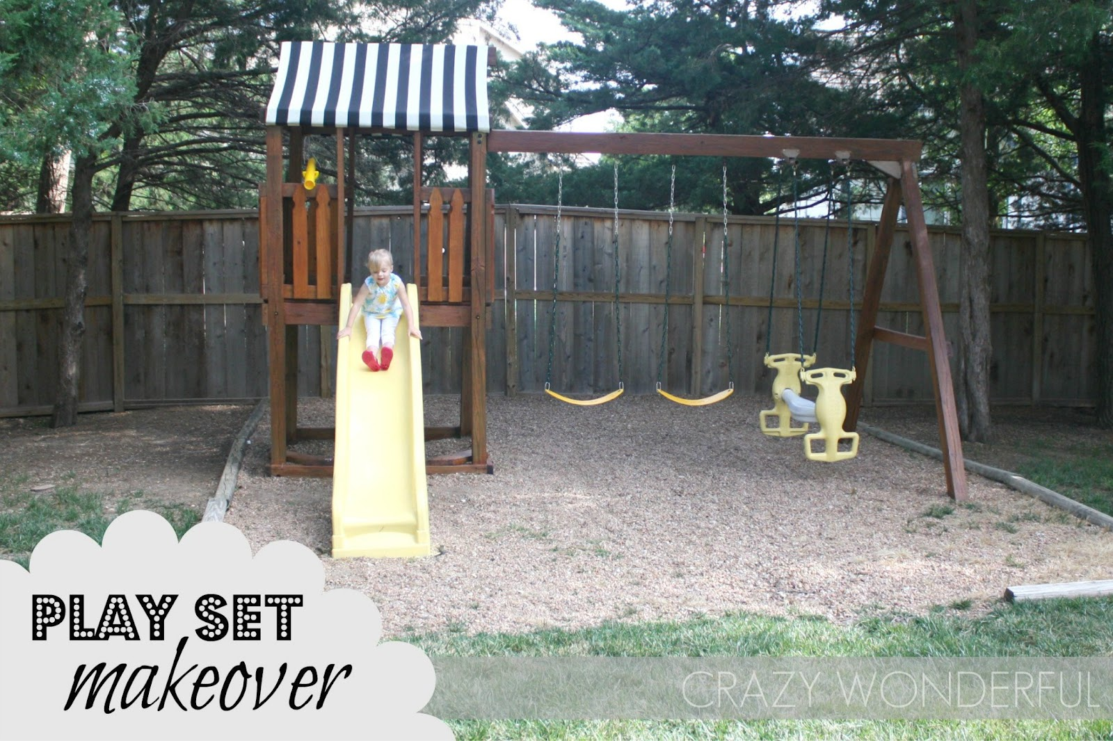 Playset Makeover