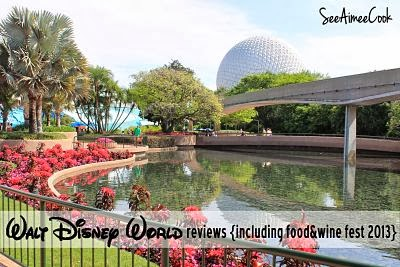 Disney, food and wine fest, epcot, olivia's cafe, starbucks