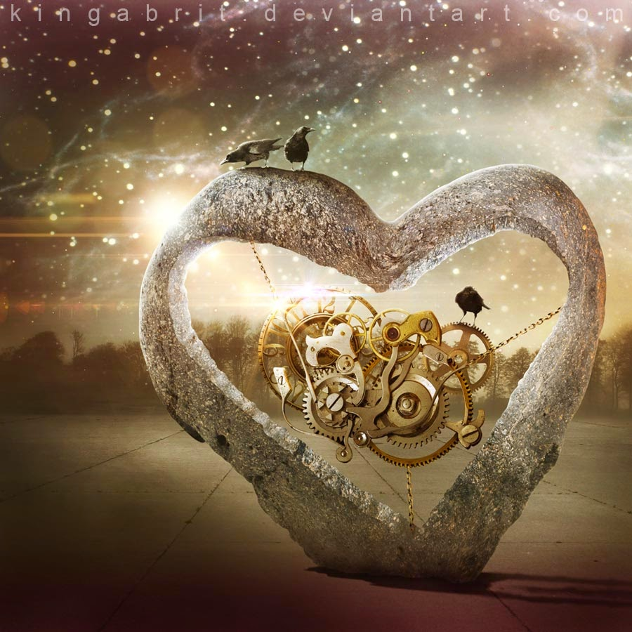 05-My-Clockwork-Heart-Kinga-Britschgi-urreal-Fantasies-in-Artistic-Creations-www-designstack-co