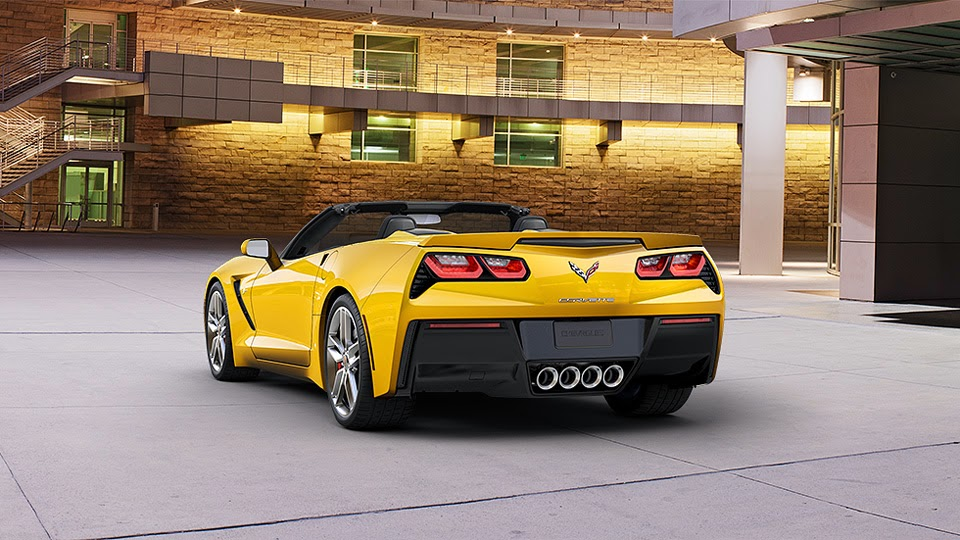 New 2016 Chevrolet Corvette Colors Are Coming!
