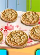 Вкусное нежное печенье - Онлайн игра для девочек