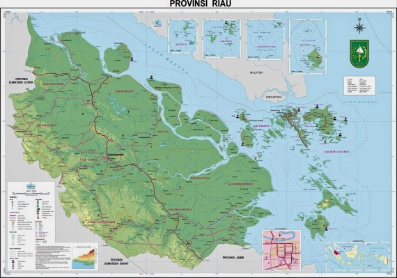 Daftar Lengkap Wisata Di Riau