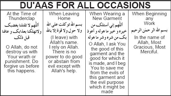 DAWAT O TABLIGH & ISLAH: Dua in Arabic Text and English ...