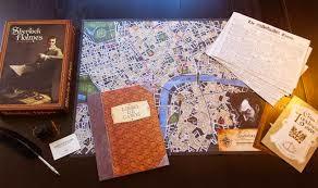 Juego-literario-novedad-editorial-Sherlock-Holmes