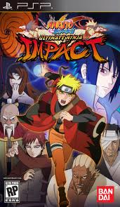 Download - Naruto Shippuden - Ultimate Ninja Impact - PSP - ISO