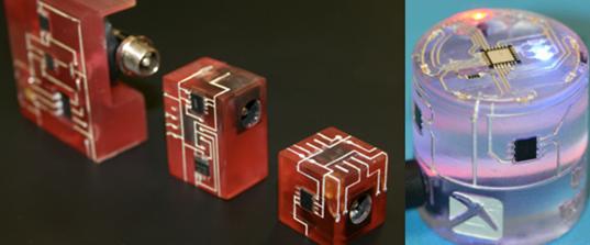3D Printer ile 3D Devreler
