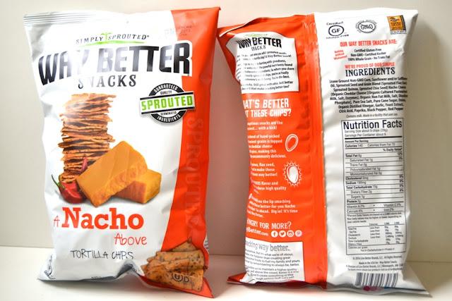 Way Better Snacks A Nacho Above