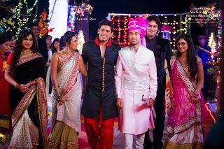Aditya Pankhuri Wedding pics new 2013