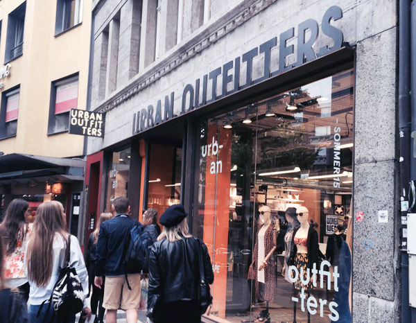 Urban Outfitters Cologne