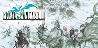 FINAL FANTASY III v1.0.1 Apk Game + SD DATA