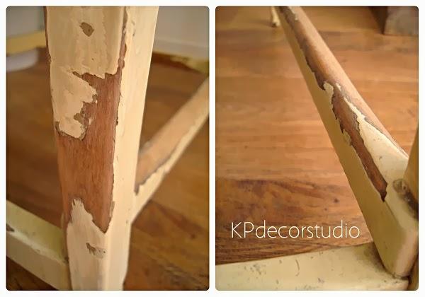 Venta de muebles decapados en valencia. Sillas vintage online