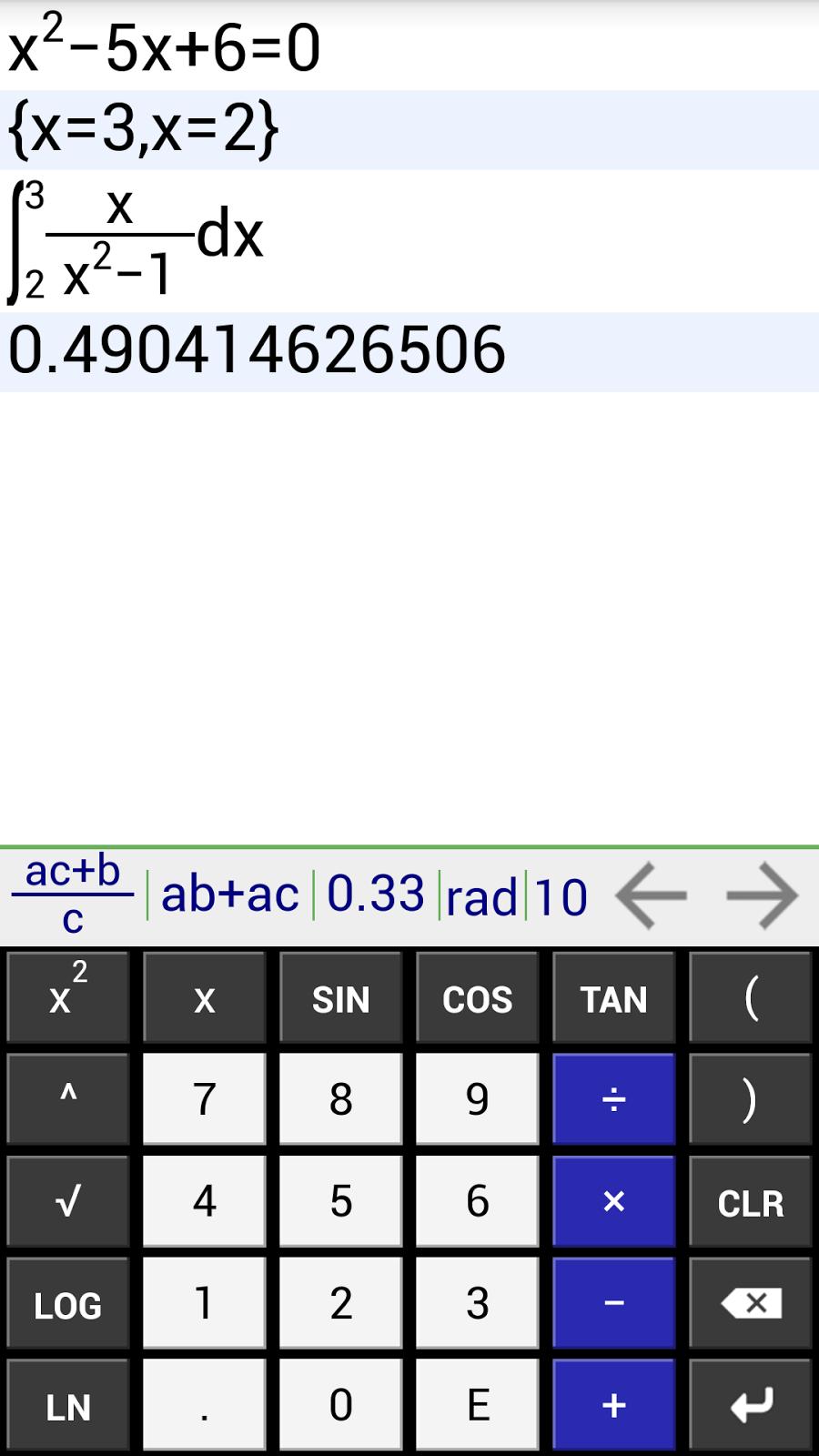 Mathally calculadora gr fica perfecta para cualquiera for Calculadora pasi