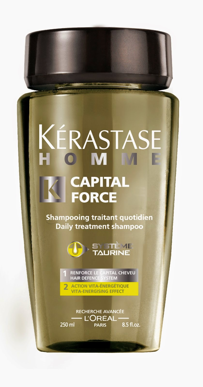 Vita-Energetique Capital Force Kérastase Homme