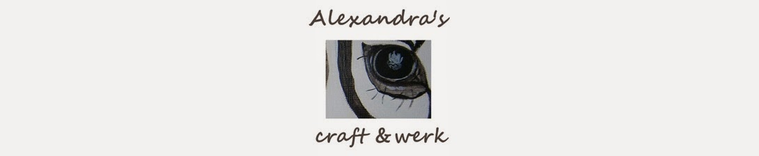 Alexandras craft and werk
