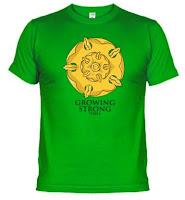 camiseta casa Tyrell  - Juego de Tronos en los siete reinos