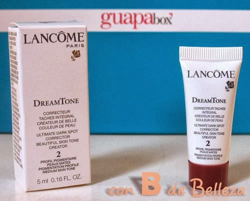 Dream tone de Lancome