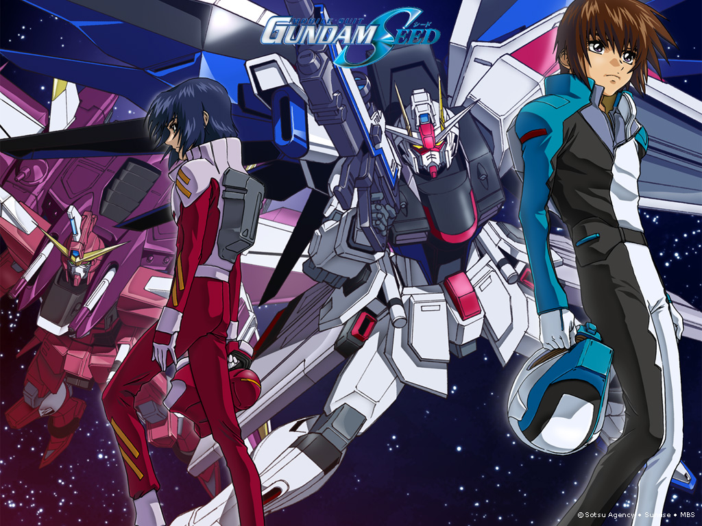 Gundam Seed Mobile Suits Eassistaonline: Animat...