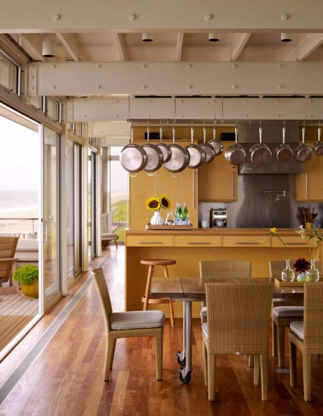 Estilo rustico cocinas modernas y rusticas for Ver cocinas rusticas
