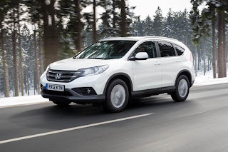 2014 Honda CRV Release Date and Price