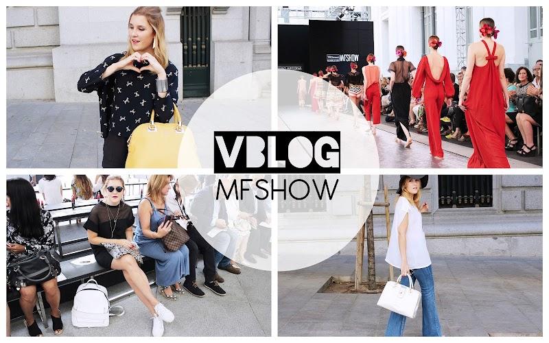 VIDEO | MFSHOW WOMEN SS2016