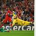Champions League: Liverpool 2-1 Ludogorets