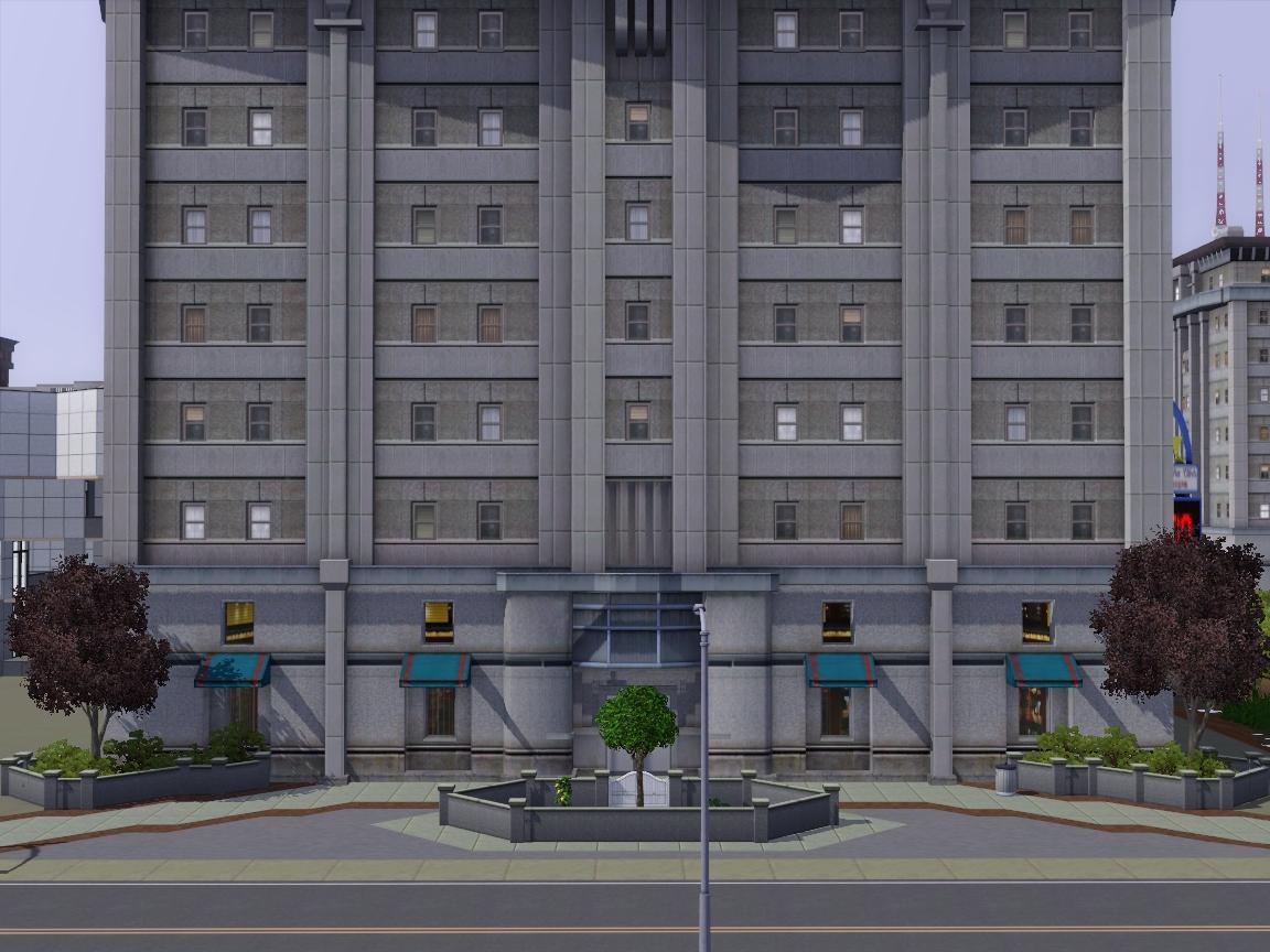 Summer 39 s little sims 3 garden bridgeport the sims 3 for Apartment design sims 3