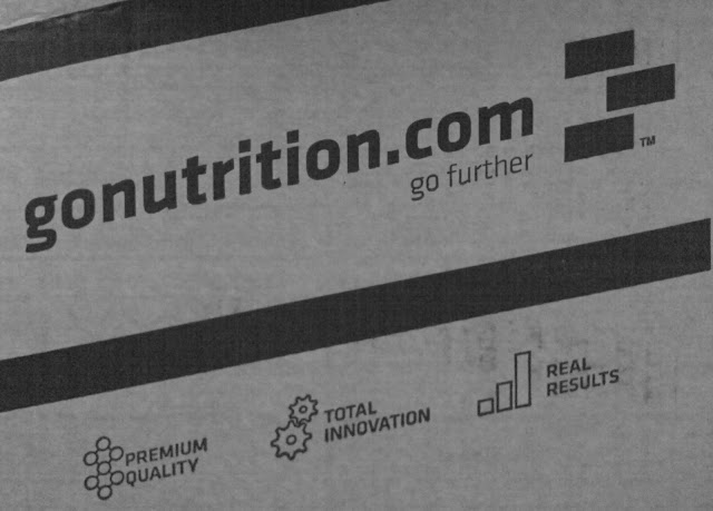 GoNutrition protein snack review