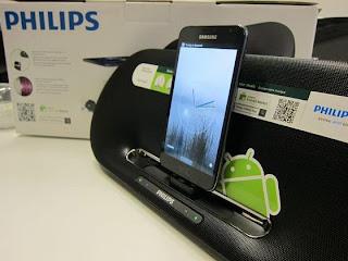 teknologi penguat suara untuk android