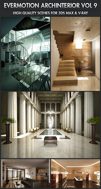 Evermotion Archinteriors Vol.9