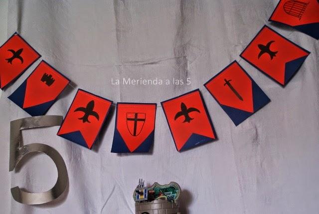 Cumpleaños de caballeros by La Merienda a las 5