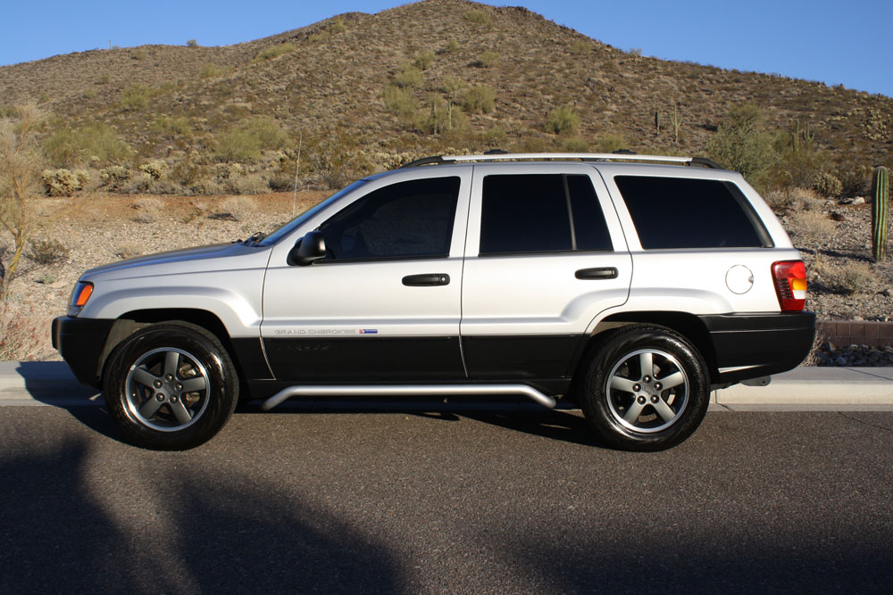 Custom Jeep Grand Cherokee >> AZ STREET ADDICTION: SOLD! 2004 Jeep Grand Cherokee ...