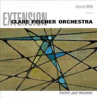 Clare Fischer Orchestra, Extension