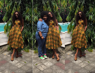 Photos: Genevieve Nnaji stuns in Ankara
